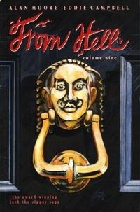Cover Thumbnail for From Hell (Mad Love Publishing, 1991 series) #9