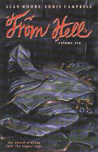 Cover Thumbnail for From Hell (Mad Love Publishing, 1991 series) #10