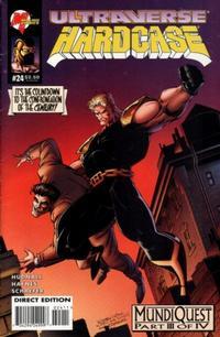 Cover Thumbnail for Hardcase (Malibu, 1993 series) #24