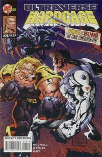 Cover Thumbnail for Hardcase (Malibu, 1993 series) #26
