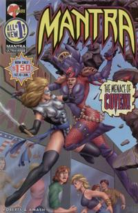 Cover Thumbnail for Mantra (Marvel, 1995 series) #1 [Painted Version]