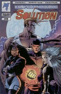 Cover Thumbnail for The Solution (Malibu, 1993 series) #0