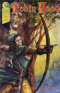 Cover Thumbnail for Robin Hood (Eclipse, 1991 series) #2