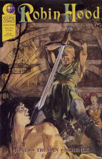 Cover Thumbnail for Robin Hood (Eclipse, 1991 series) #3