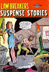 Cover Thumbnail for Lawbreakers Suspense Stories (Charlton, 1953 series) #11