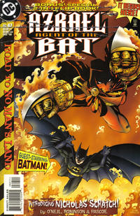 Cover Thumbnail for Azrael: Agent of the Bat (DC, 1998 series) #47