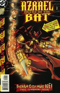 Cover Thumbnail for Azrael: Agent of the Bat (DC, 1998 series) #49