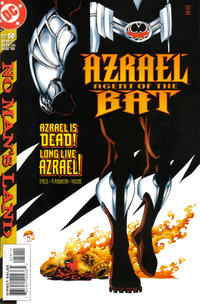 Cover Thumbnail for Azrael: Agent of the Bat (DC, 1998 series) #50