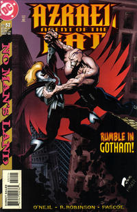 Cover Thumbnail for Azrael: Agent of the Bat (DC, 1998 series) #52