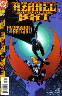Cover Thumbnail for Azrael: Agent of the Bat (DC, 1998 series) #56