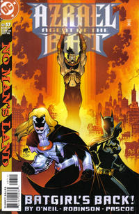 Cover Thumbnail for Azrael: Agent of the Bat (DC, 1998 series) #57