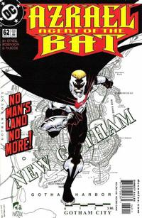 Cover Thumbnail for Azrael: Agent of the Bat (DC, 1998 series) #62