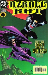 Cover Thumbnail for Azrael: Agent of the Bat (DC, 1998 series) #63
