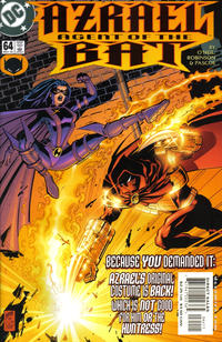 Cover Thumbnail for Azrael: Agent of the Bat (DC, 1998 series) #64
