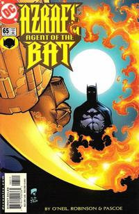 Cover Thumbnail for Azrael: Agent of the Bat (DC, 1998 series) #65