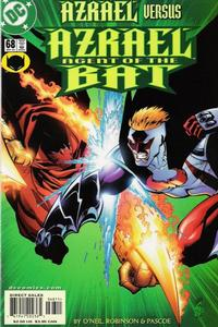Cover Thumbnail for Azrael: Agent of the Bat (DC, 1998 series) #68