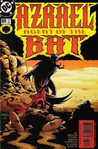 Cover Thumbnail for Azrael: Agent of the Bat (DC, 1998 series) #69