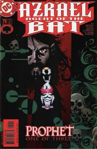 Cover Thumbnail for Azrael: Agent of the Bat (DC, 1998 series) #70