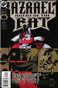 Cover Thumbnail for Azrael: Agent of the Bat (DC, 1998 series) #71
