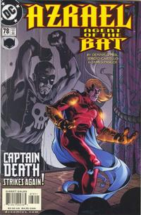 Cover Thumbnail for Azrael: Agent of the Bat (DC, 1998 series) #78