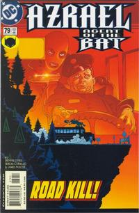 Cover Thumbnail for Azrael: Agent of the Bat (DC, 1998 series) #79