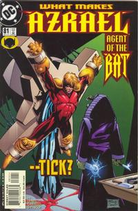 Cover Thumbnail for Azrael: Agent of the Bat (DC, 1998 series) #81