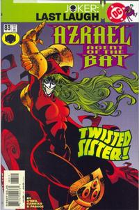 Cover Thumbnail for Azrael: Agent of the Bat (DC, 1998 series) #83