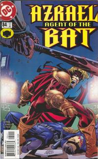 Cover Thumbnail for Azrael: Agent of the Bat (DC, 1998 series) #84