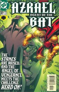 Cover Thumbnail for Azrael: Agent of the Bat (DC, 1998 series) #87