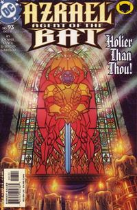 Cover Thumbnail for Azrael: Agent of the Bat (DC, 1998 series) #93