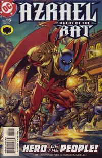 Cover Thumbnail for Azrael: Agent of the Bat (DC, 1998 series) #95