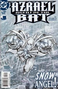 Cover Thumbnail for Azrael: Agent of the Bat (DC, 1998 series) #97
