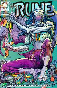 Cover Thumbnail for Rune (Malibu, 1994 series) #0