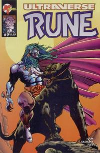 Cover Thumbnail for Rune (Malibu, 1994 series) #7