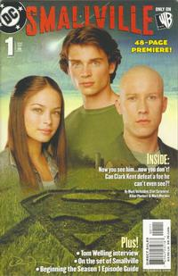 Cover Thumbnail for Smallville (DC, 2003 series) #1