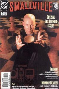 Cover Thumbnail for Smallville (DC, 2003 series) #3
