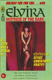 Cover Thumbnail for Elvira, Mistress of the Dark (Claypool Comics, 1993 series) #8
