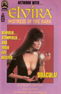 Cover Thumbnail for Elvira, Mistress of the Dark (Claypool Comics, 1993 series) #13
