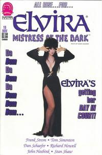 Cover Thumbnail for Elvira, Mistress of the Dark (Claypool Comics, 1993 series) #19