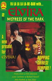 Cover Thumbnail for Elvira, Mistress of the Dark (Claypool Comics, 1993 series) #20