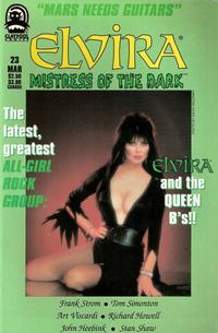 Cover Thumbnail for Elvira, Mistress of the Dark (Claypool Comics, 1993 series) #23