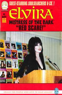 Cover Thumbnail for Elvira, Mistress of the Dark (Claypool Comics, 1993 series) #41
