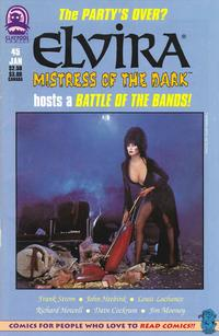 Cover Thumbnail for Elvira, Mistress of the Dark (Claypool Comics, 1993 series) #45