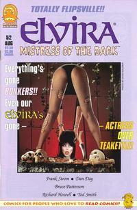 Cover Thumbnail for Elvira, Mistress of the Dark (Claypool Comics, 1993 series) #52