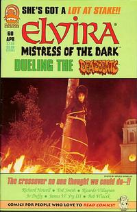 Cover Thumbnail for Elvira, Mistress of the Dark (Claypool Comics, 1993 series) #60