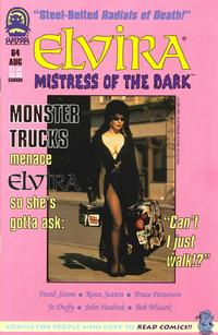 Cover Thumbnail for Elvira, Mistress of the Dark (Claypool Comics, 1993 series) #64
