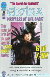 Cover Thumbnail for Elvira, Mistress of the Dark (Claypool Comics, 1993 series) #67