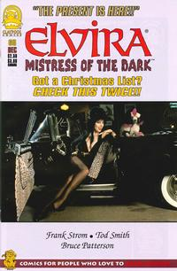 Cover Thumbnail for Elvira, Mistress of the Dark (Claypool Comics, 1993 series) #68
