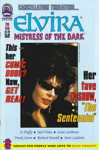 Cover Thumbnail for Elvira, Mistress of the Dark (Claypool Comics, 1993 series) #70