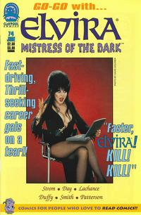 Cover Thumbnail for Elvira, Mistress of the Dark (Claypool Comics, 1993 series) #74
